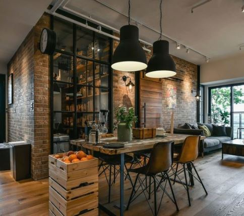 Industrial style come arredare la casa in stile industriale for Negozi industrial