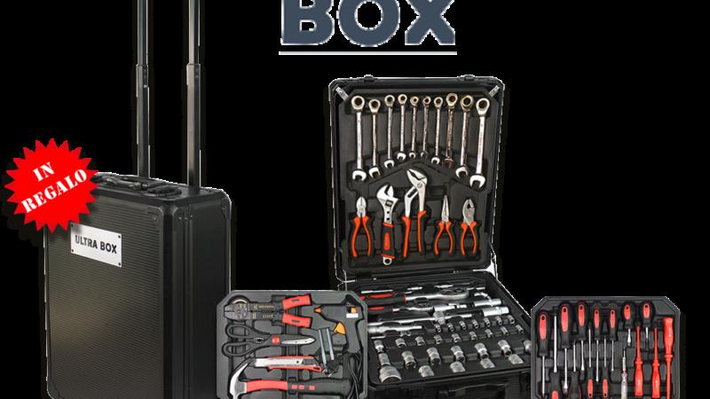 Ultra BOX set fai da te: recensione completa, guida all'acquisto, sito ufficiale e prezzo