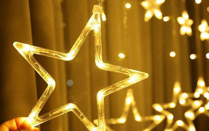 Kit Stars Light decorazioni natalizie: installazione e acquisto, recensioni e prezzo