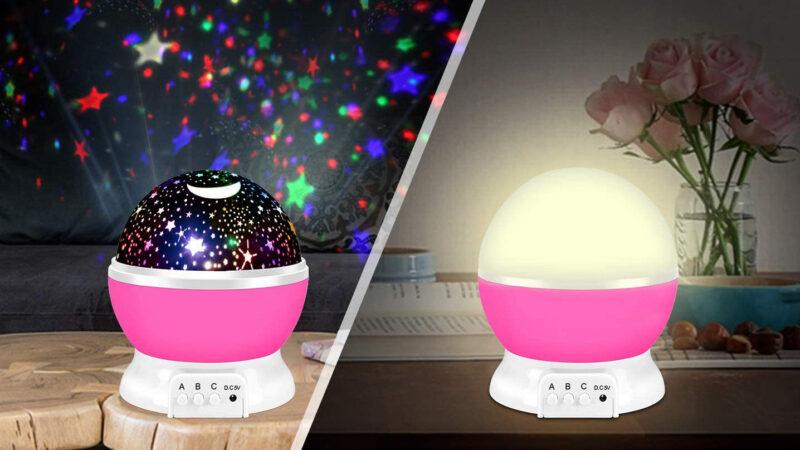 Magic Stars lampada per bambini: caratteristiche e funzioni, acquisto e prezzo, recensioni