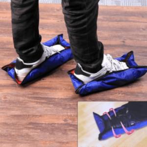 Suola Clean copri-scarpe antibatteri: si può riutilizzare? Acquisto sul sito ufficiale, opinioni e recensioni, prezzo