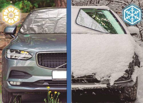 Car Protector Plus: protegge il parabrezza dell'auto? Acquisto e prezzo, opinioni e recensioni acquirenti