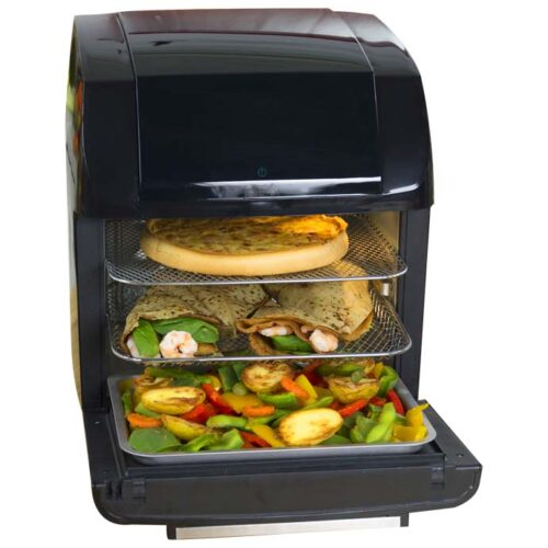Air Oven frigge, arrostisce e disidrata: come funziona e dove si acquista? Recensioni vere e prezzo di lancio