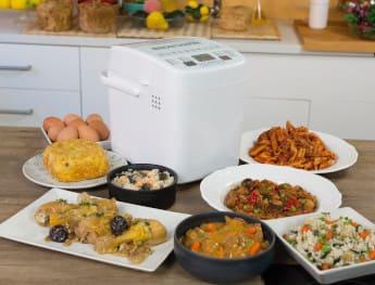 Pane Maker per infinite ricette: programmi interni, acquisto sul sito ufficiale, recensioni e prezzo